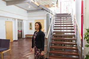 Advokat Emma Roswall är målsägandebiträde åt Avestakvinnan som är i 50-årsåldern.