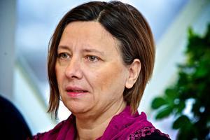 Marie Edenhager känner sig inte politiskt hotad