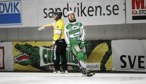 Ted Bergström återigen med skadeproblem – denna gång i ljumsken.