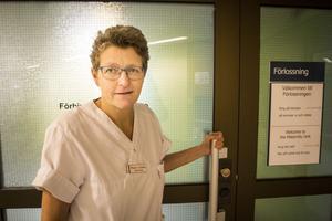 Monica Lindberg har varit barnmorska i 30 år.