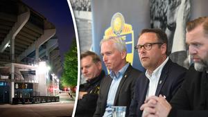 SvFF, de inblandade klubbarna och Polisen höll presskonferens efter den misstänkt riggade matchen mellan Göteborg och AIK.