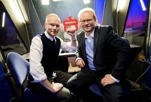 Luuk och Lindström.