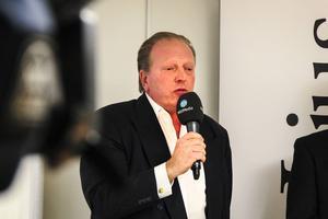 Stefan Wennerstrand är vd för kommunens näringspolitiska stiftelse Närljus och har länge jobbat för att Ljusdal ska få ett nytt näringslivsprojekt.