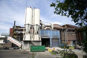 Ovakos stålverk med världens effektivaste rökgasåtervinning, rörkonstruktionen på taket