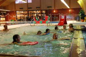 Inom kort kommer simhallen i Vansbro att öppna igen.