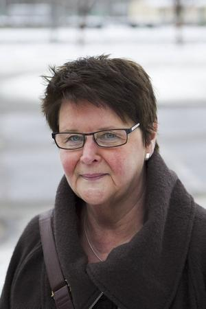 Mayvor Hedquist 61 år, Ljusdal– Alla orättvisor i världen som omfattar det mesta.