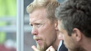 Assyriskas tränare Fredrik Samuelsson.