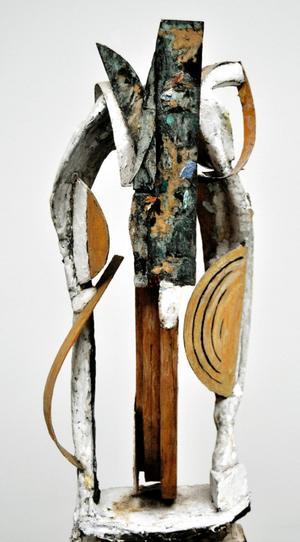 """""""Mötet"""" av Rune Rydelius."""