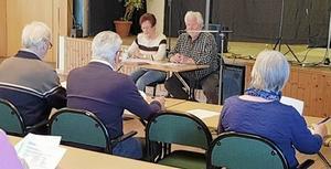 Seniorerna inom Unionen Dalarna har hållit årsmöte i Kvarnsvedens Folkets hus.