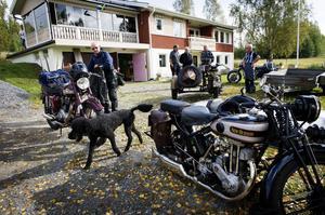I onsdags bar det av från Norrbacksjö till Trehörningsjö.
