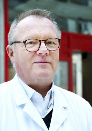 Matthias Löhr, professor och överläkare vid Karolinska Institutet.