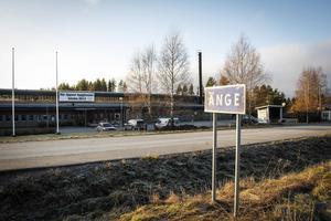 Samhallfabriken vid infarten till Änge har stått tom i två år. Nu blir det nytt liv i lokalerna.
