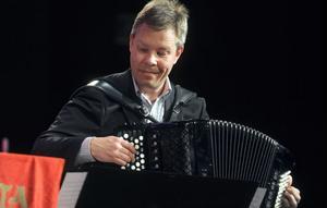 Håkan Andersson, före detta Alftabo som är musikdirektör i Malmö.