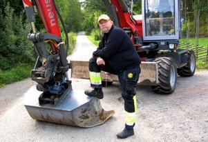 Martin Engberg är trött på att man försummar avloppsanläggningar i Dalarna.