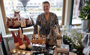 För andra året arrangerade Jane Bredberg jul- och marknadsmässa.