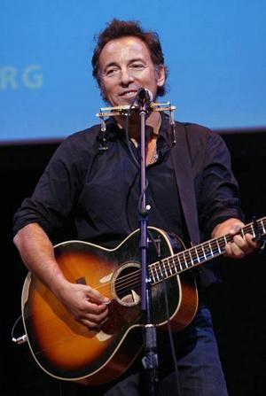 ...Springsteen...