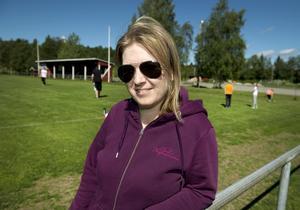 Marlene Vestin, Ljustorps IF.