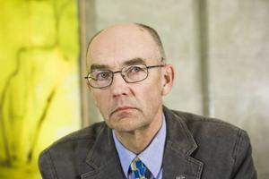 Sven Bergström (C) har ännu inte fått ta del av polisanmälan mot honom om stöld från tekniska förvaltningen. Foto: Marc Femenia / SCANPIX