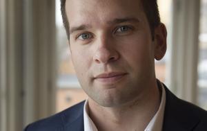 Gabriel Wikström (S), statsråd