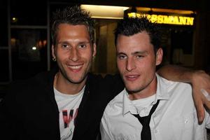 Pitchers. Stefan och Johnny