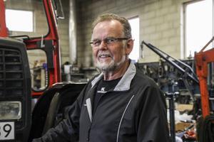 Sven Sigfridsson är en sann motorentusiast med drygt 35 fordon i sin samling.