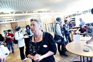 Monica Sandin Algotsson är rektor för yrkesutbildningarna i Gävle. Hon köper in utbildningar till kommunen från entreprenörer.