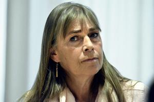 Annika Hallberg, kommundirektör i Kumla