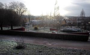 Folkets hus tidigare tomt köptes i våras av Norrlandspojkarna. Förslaget var att arenan skulle ligga på en del av tomten.