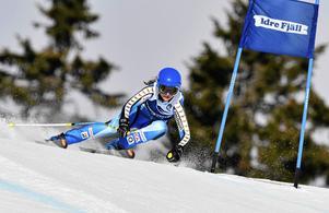 Ella Bromée från Sundsvall blev tvåa på damsidan.