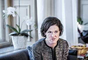 Anna Kinberg Batra, partiledare Moderaterna