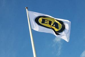 Åter vajar EIA-flaggan för vinden i Edsbyn.