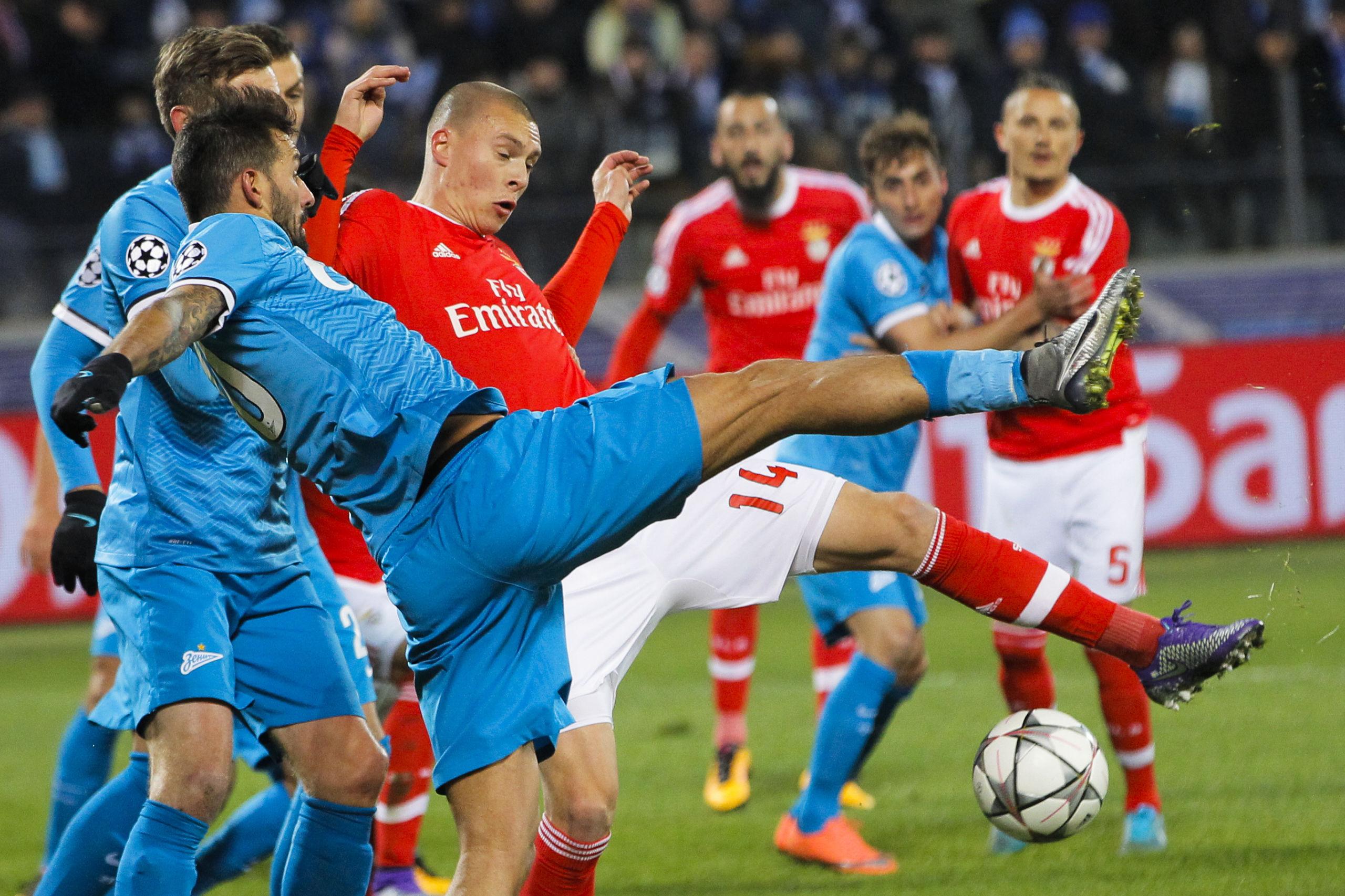 Benfica rads inga motstandare