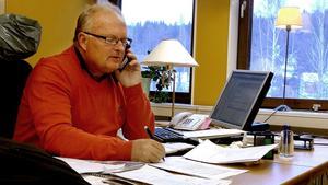 Ånges kommunalråd Sten-Ove Danielsson tycker det är märkligt att politikerna gått emot tjänstemännens rekommendation.
