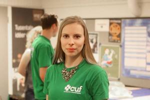 Hanna Wagenius vill uppmärksamma det hon kallar för socialdemokraternas zombiepolitik.