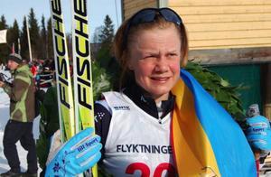 Ida Olsson, Åsarna, segrade i damklassen.