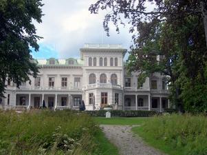 SOMMARSTUGA. Tillsammans med maken Erik bodde Ninni Kronberg på Engeltofta under många år.Foto: Ulf Ivar Nilsson