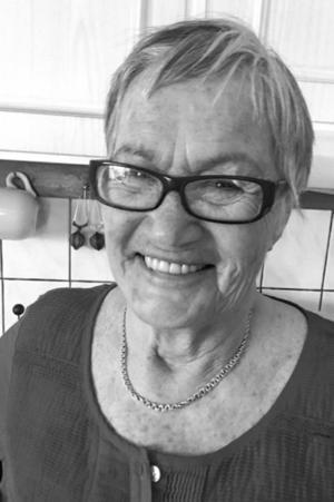 Ingrid Rehnfeldt hemma i Mittådalen.