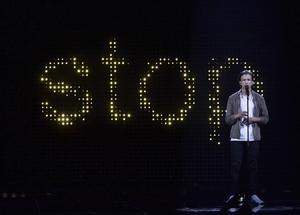 Frans är Sveriges hopp i årets Eurovision.