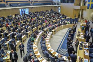 """Sverigedemokraterna fick 12,9 procent av rösterna, men inget annat parti vill samarbeta med SD. """"Det är i mina öron en märklig demokrati"""", skriver Georg Sundgren."""