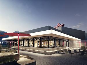 Runt 50 nya jobb blir det när Max öppnar sin hittills största restaurang i Gävle.