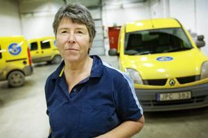 – Det känns som om det blir tuffare ju äldre man blir, säger Anne Lander som varit med länge inom Posten.