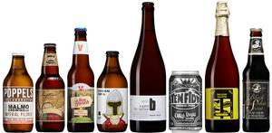 Ett antal intressanta, exklusiva och goda nya öl anlände till Systembolagets hyllor den 3 februari. Här är de godaste som finns i hyfsade volymer.