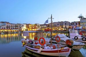 Kreta är målet för de nya linjerna.