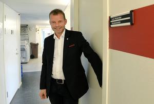 Lars Nolander, 55 år, tidigare klubbdirektör i Timrå IK:   – Hade nog inte tänkt det, men nu så kanske man ska fundera. Vet inte vad jag skulle kunna tänka mig, kanske en klassiker om att komma igång med kontinuerlig träning. Det har jag tänkt på länge, men det kan vi ha med.