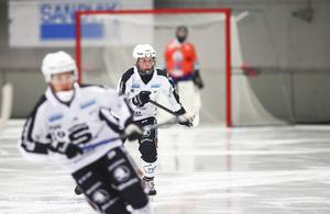 Hannes Edlund gjorde 0-3 och lyfte SAIK till en seger mot Kalix./Arkivbild