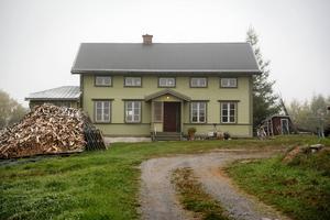 Camilla Wolgers har drivit Beppes museum på sin gård i 10 år.
