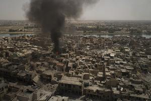 100 dagar efter att offensiven inletts mot IS i Mosul segrade Iraks styrkor.