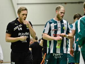 Kalle Matsson utsågs till årets tränare i elitserien förra säsongen.