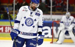 Joonas Rönnberg hade anledning att deppa. Foto: STEFAN JERREVÅNG / SCANPIX