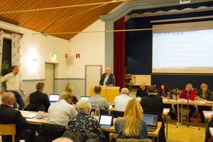 Ulf Berg (M) tycker inte att SD är ett parti som är lämpligt att förhandla med. SD